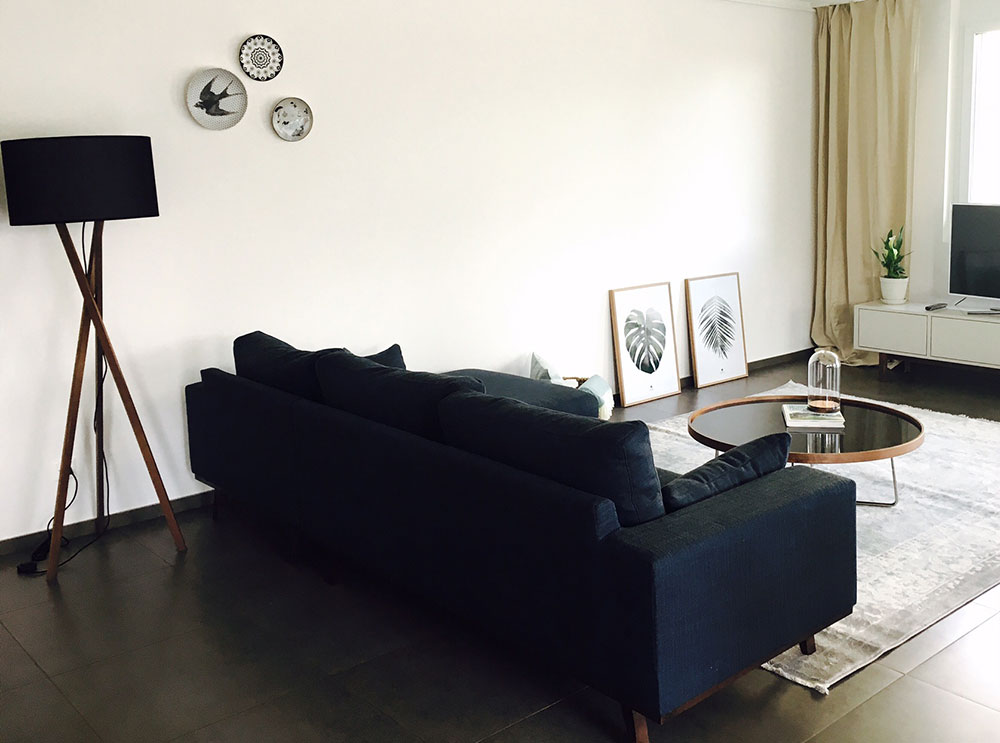 Expat-Wohnung
