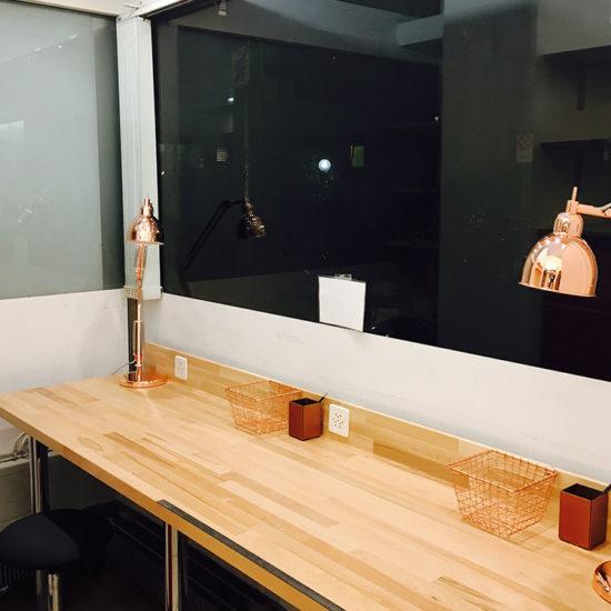 Büro-Umbau. Konzept & Umsetzung: Harrison Spirit
