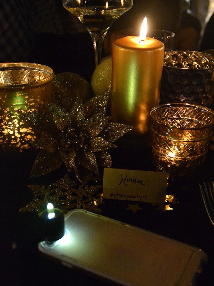 Rituals Christmas Dinner
