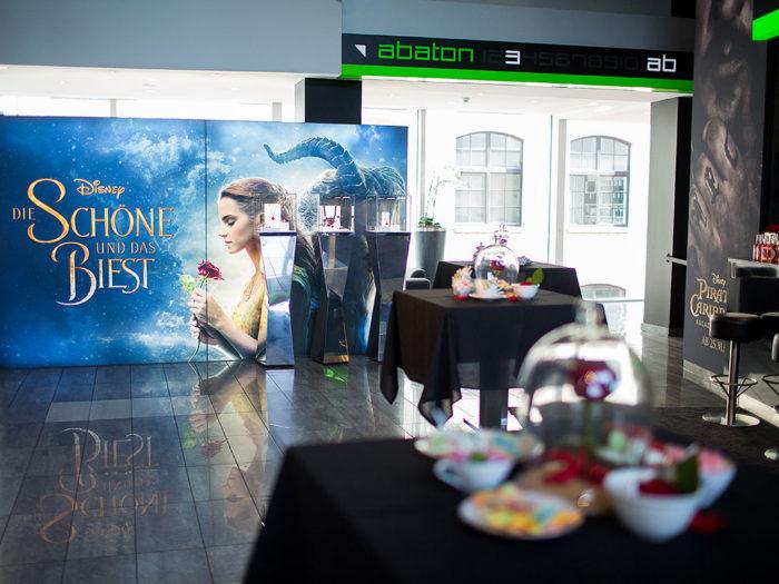 """Swarovski Presse-Event """"Die Schöne und das Biest"""""""
