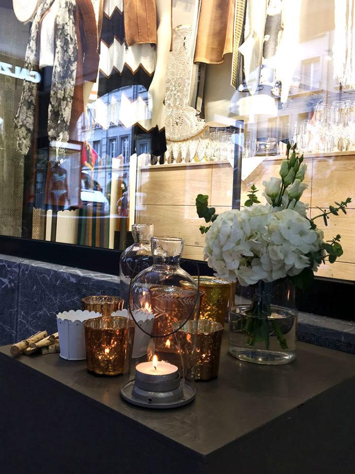 Eröffnung Falconeri Flagship Store in Bern