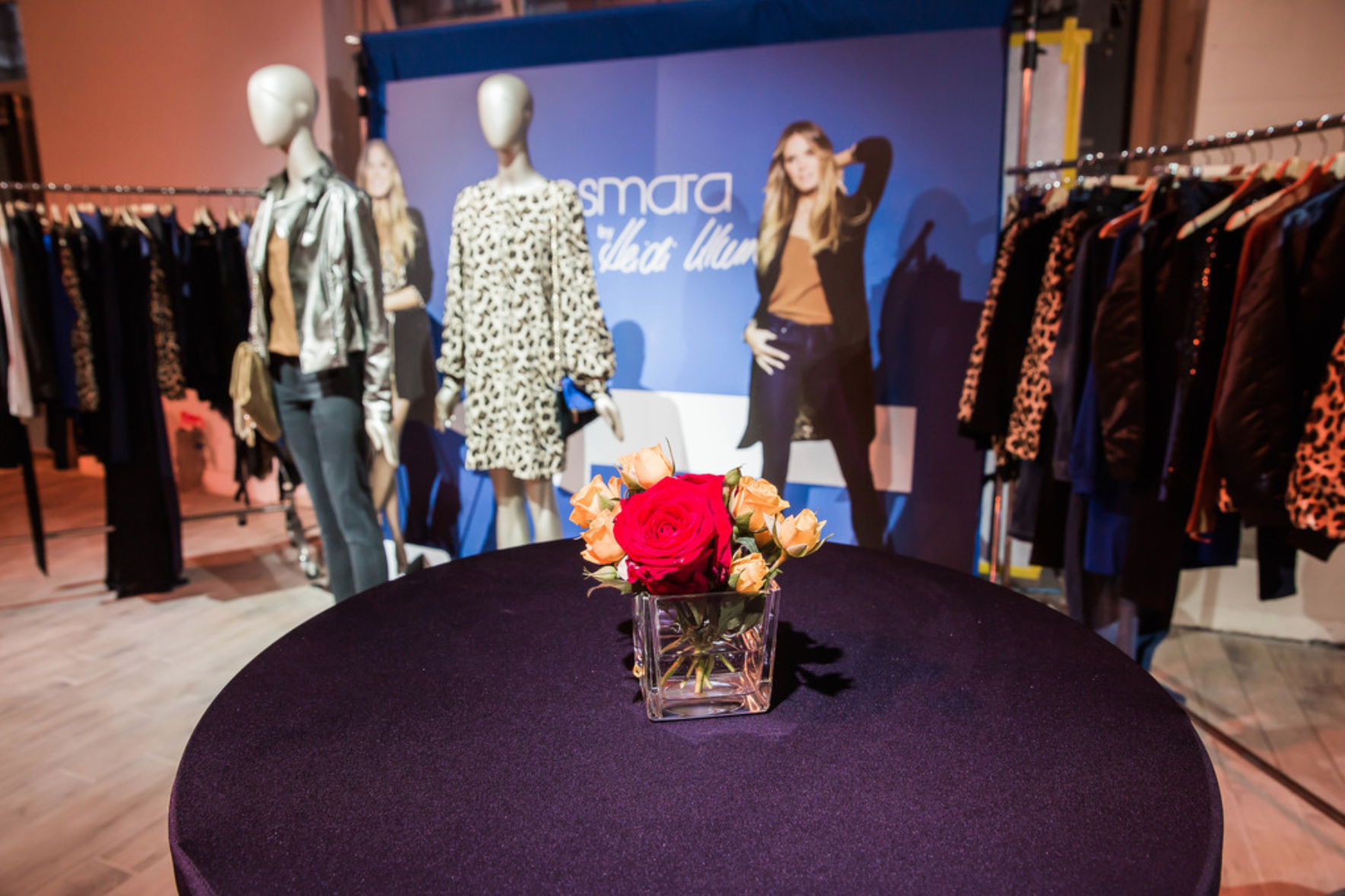Lidl Fashion Week: Let's Wow, Esmara by Heidi Klum