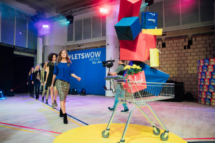 Lidl Fashion Week: Let's Wow, Esmara by Heidi Klum