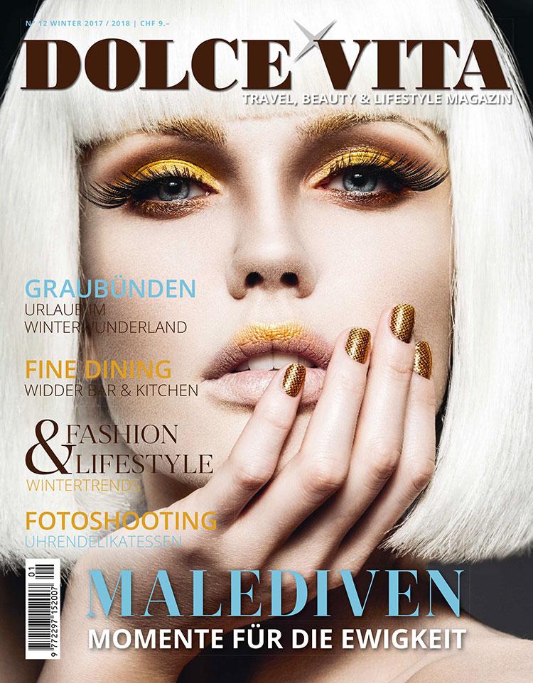 DOLCE VITA 12/2017 – Cover